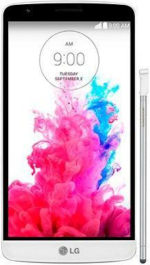 Мобильный телефон LG G3 Stylus D690 White