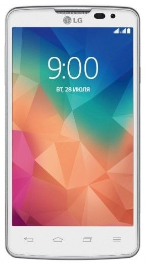 Мобильный телефон LG L60 Dual X135 White