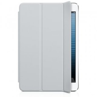 Чехол-книжка Apple Smart Cover Polyurethane для iPad mini Retina (MD967) Light Gray