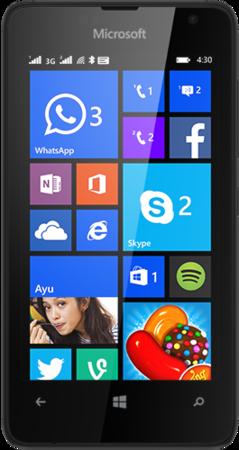 Мобильный телефон Microsoft Lumia 430 DS Black