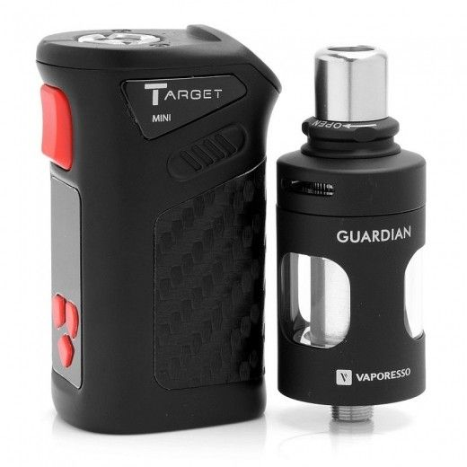 Стартовый набор Vaporesso Target Mini Kit Black (VTRGMINIBK)