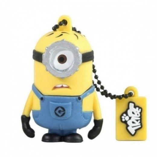 USB флеш накопитель Maikii Despicable Me Minions Carl 16GB (FD021505)