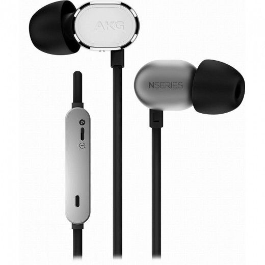 Навушники AKG N20USIL Silver (N20USIL)