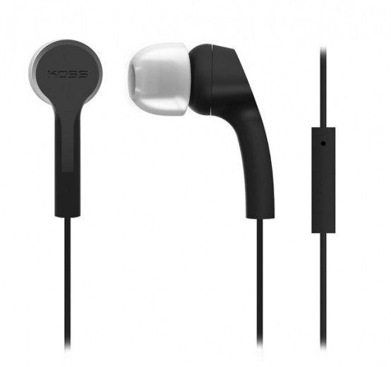 Навушники Koss KEB9i Black