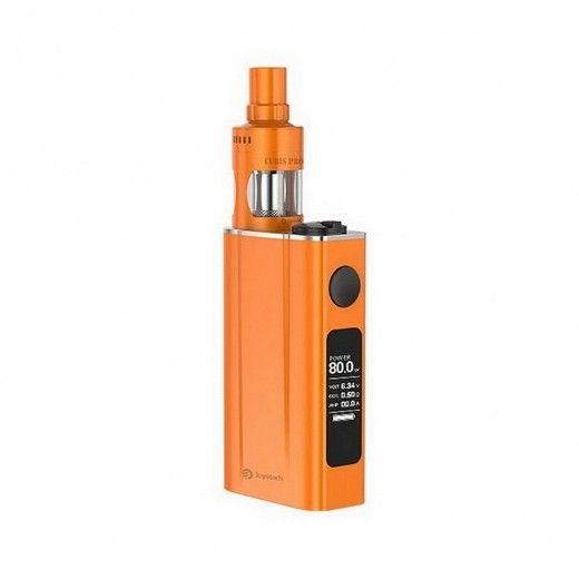 Стартовый набор Joyetech eVic Vtwo Cubis Pro Kit Orange (JTEVTWCPOR)