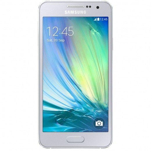 Мобильный телефон Samsung Galaxy A3 SM-A300H Silver
