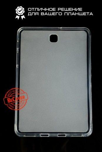Силиконовый чехол BeCover для Samsung Tab S2 8.0 T710/T715 Transparancy