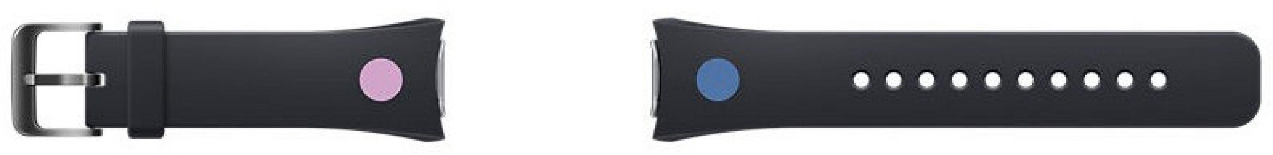 Ремешок Samsung Gear S2 Sport Black (ET-SRR72MBEGRU)