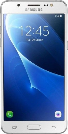 Смартфон Samsung J510H Galaxy J5 2016 16GB (SM-J510HZWDSEK) White