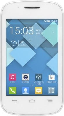 Мобильный телефон Alcatel One Touch 4015D POP C1 Dual Sim White