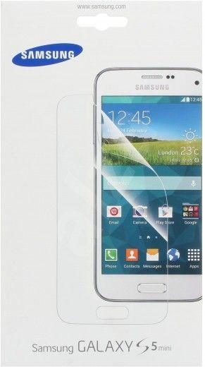Защитная пленка Samsung ET-FG800CTEGRU для Galaxy S5 mini