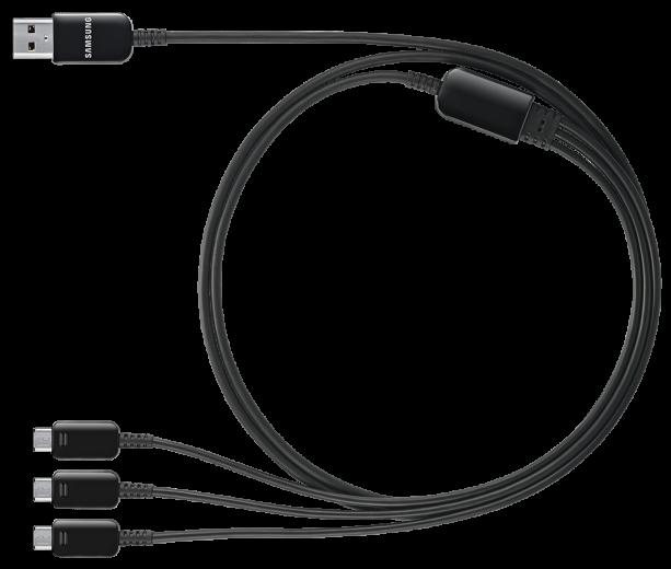 Кабель синхронизации Samsung ET-TG900 ET-TG900UBEGRU Black