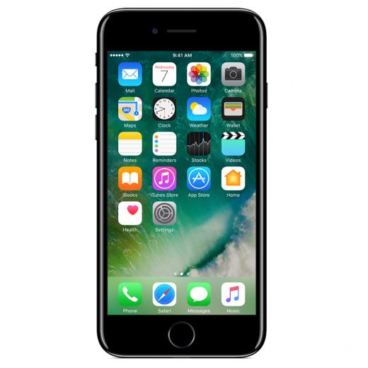 Мобильный телефон Apple iPhone 7 128GB Jet Black