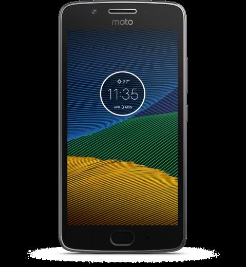 Смартфон Motorola Moto G5 (XT1676) (PA610007UA) Gray