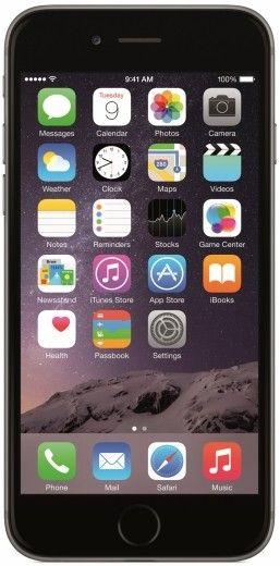 Мобильный телефон Apple iPhone 6 16GB Space Gray