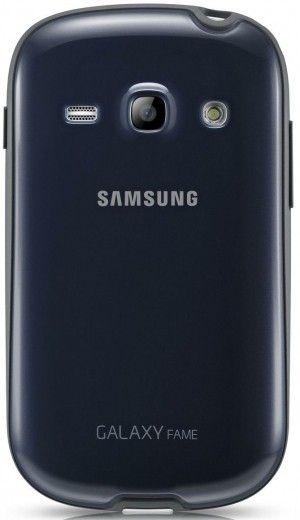 Накладка Samsung для Galaxy Fame S6810 Blue (EF-PS681BLEGWW)