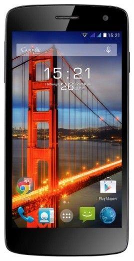 Мобильный телефон Fly IQ4503 Era Life 6 Black