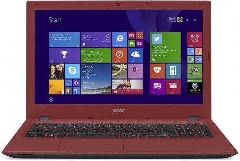 Ноутбук Acer Aspire E5-552G-T7BM (NX.MWWEU.002) Red