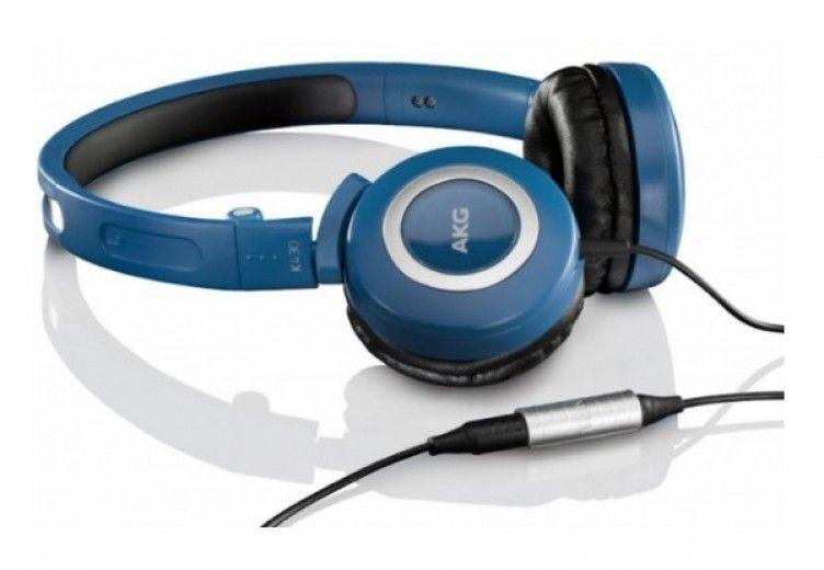 Навушники AKG K430 Dark Blue