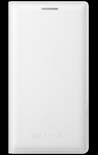 Чехол Samsung Flip Cover для Samsung Galaxy A3 White (EF-FA300BWEGRU)