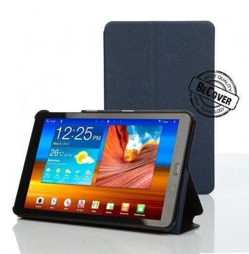 Чехол BeCover Premium для Samsung Tab E T560/T561 Navy Blue