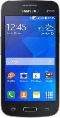 Мобильный телефон Samsung G350E Galaxy Star Advance Black