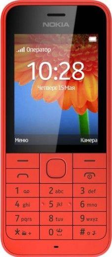 Мобильный телефон Nokia 220 Red