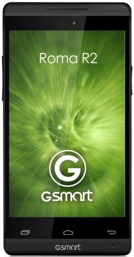 Мобильный телефон Gigabyte Gsmart Roma R2 Plus Black