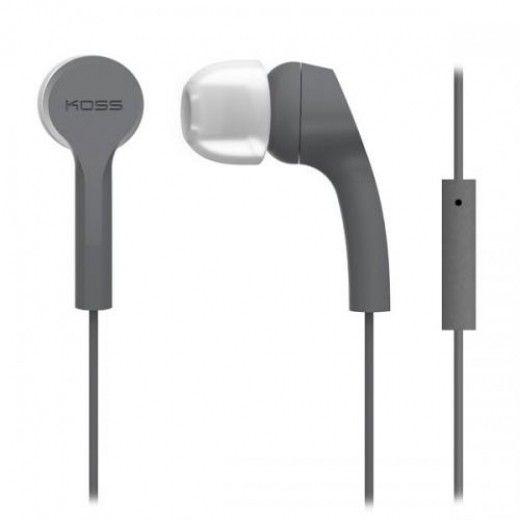 Навушники Koss KEB9i Gray