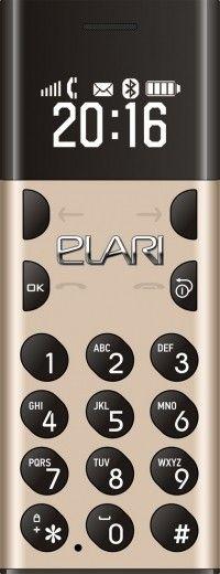 Мобильный телефон ELARI NanoPhone Gold (LR-NP-GLD)