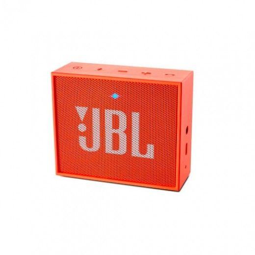 Портативная акустика JBL GO Orange (GOORG)