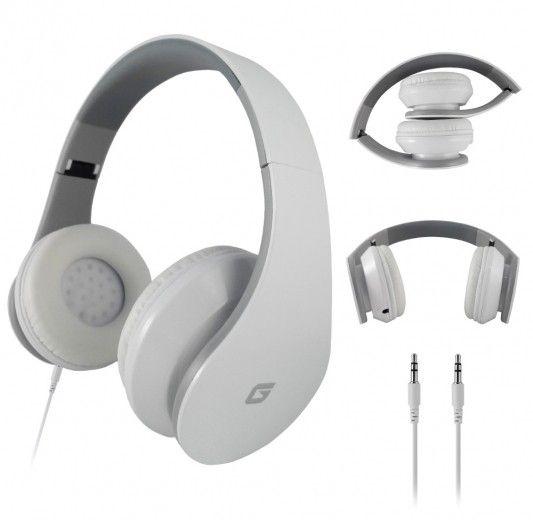 Наушники G.Sound D5024Gn White