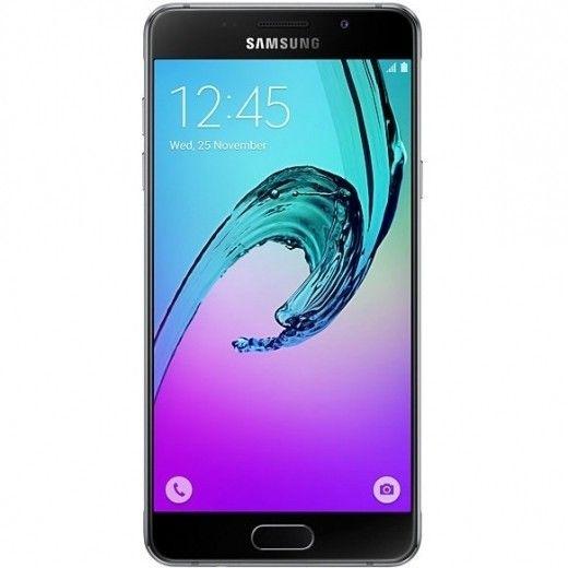 Смартфон Samsung Galaxy A5 2016 Duos SM-A510 16Gb (SM-A510FZKDSEK) Black