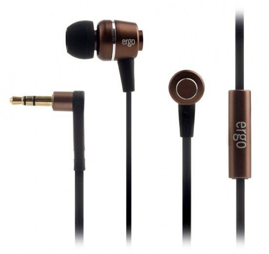 Навушники Ergo ES-200 Bronze