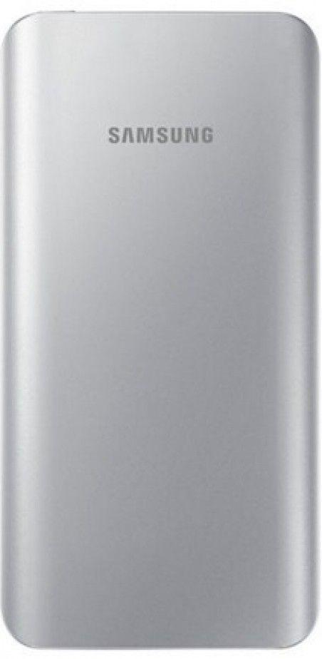 Портативная батарея Samsung EB-PA500U 5200 mAh Rose Silver (EB-PA500USRGRU)