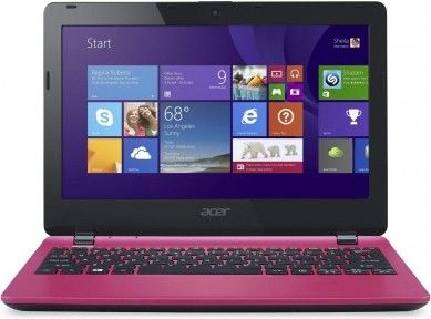 Ноутбук Acer Aspire E3-112-C11K (NX.MRMEU.004) Pink