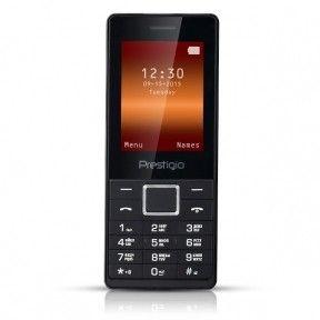 Мобильный телефон Prestigio 1241 DS Black