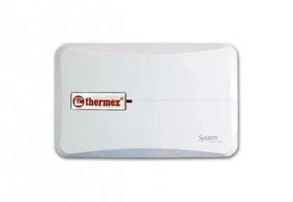 Электрический проточный водонагреватель THERMEX System 600 (wh)
