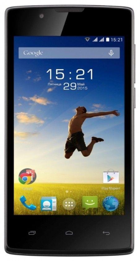 Мобильный телефон Fly FS401 Stratus 1 Black