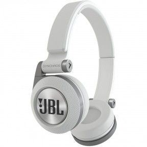 Навушники JBL On-Ear Headphone Synchros E30 White (E30WHT)