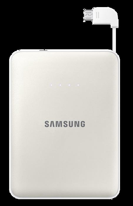 Портативная батарея Samsung EB-PG850BWRGRU White