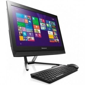 Моноблок Lenovo IdeaCentre C40-30 (F0B4006DRK) Black