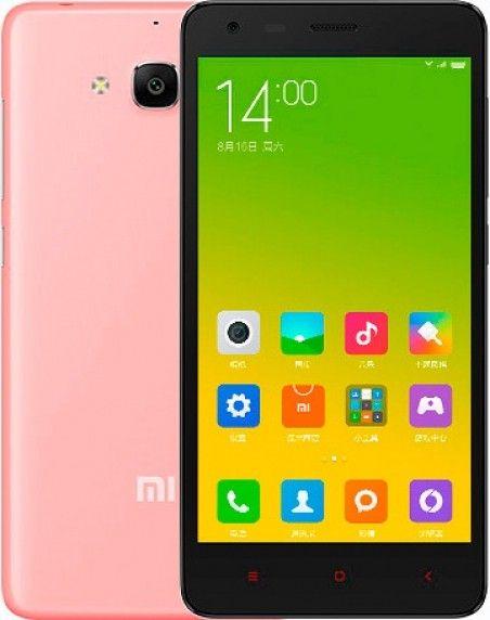 Смартфон Xiaomi Redmi 2 Pink