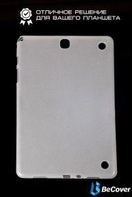 Силиконовый чехол-книжка BeCover для Samsung Tab A 9.7 T550/T555 White