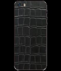 Кожаная наклейка Classic Сroco для iPhone 5S/SE