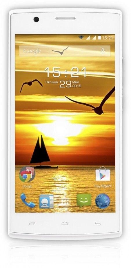 Мобильный телефон Fly FS501 Nimbus 3 White