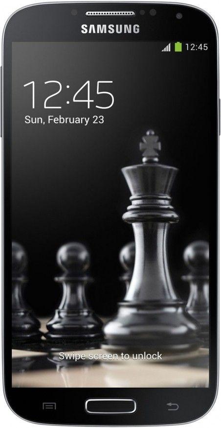 Мобильный телефон Samsung I9500 Galaxy S4 Black Edition