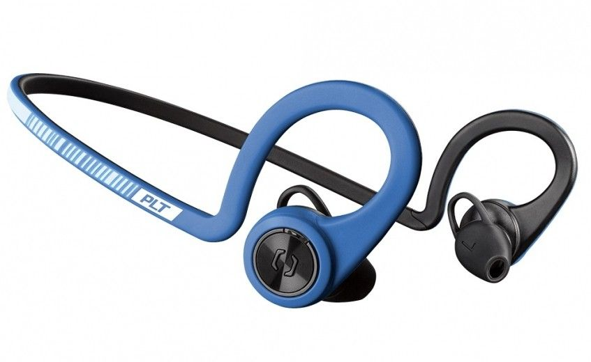 Навушники Plantronics BackBeat Fit Power Blue (206001-05)