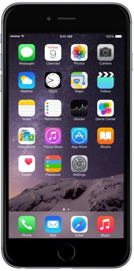 Мобильный телефон Apple iPhone 6 Plus 16GB Space Gray