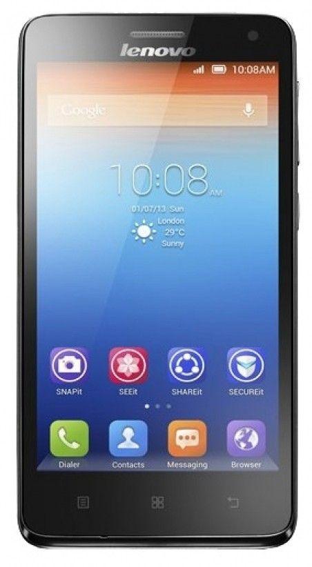 Мобильный телефон Lenovo S660 Titanium